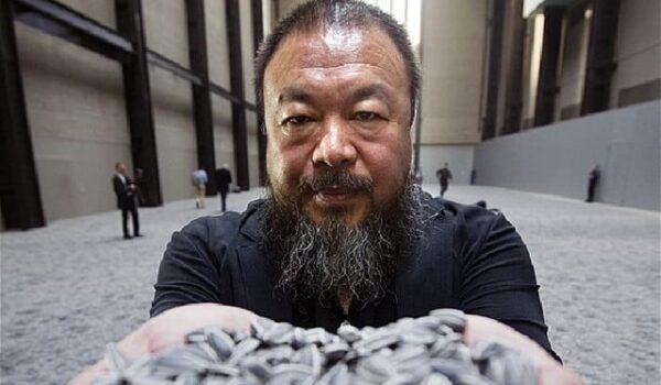 آیویوی، هنرمند چینی