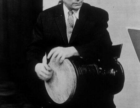 حسین تهرانی ـ نوازنده نامی تنبک