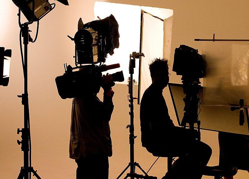 دوربین - فیلمبرداری.