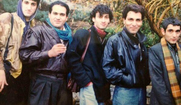 ساعت خوش ۰داود اسدی - مهران مدیری - ارژنگ امیرفضلی - نادر سلیمانی - یوسف صیادی