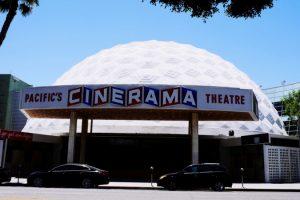 Mandatory Credit: Photo by Michael Buckner/Variety/Shutterstock (10677366v).Cinerama Dome at Arclight Theatres.Music Venues, Los Angeles, California, USA - 11 Jun 2020