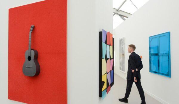 نمایشگاه هنری آرت فریز لسآنجلس