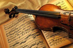 ویلون - موسیقی