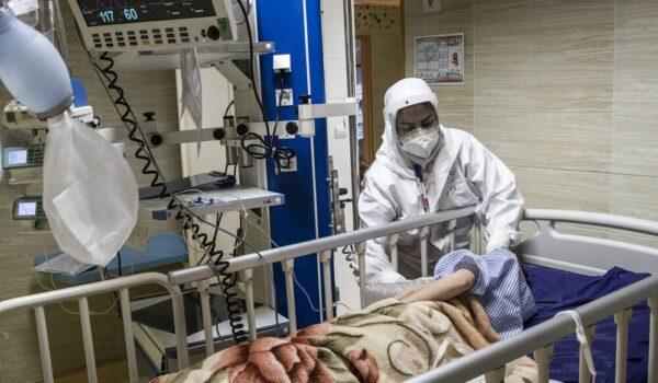 کرونا - بیمارستان