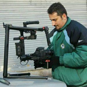 فیلم کوتاه «پارانوئید» - حسام اسدی