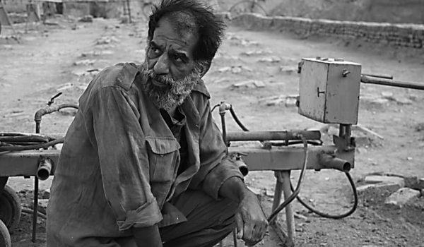 «دشت خاموش» - علی باقری
