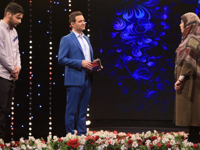 مسابقه تلویزیونی «ایران»- سعید شیخزاده