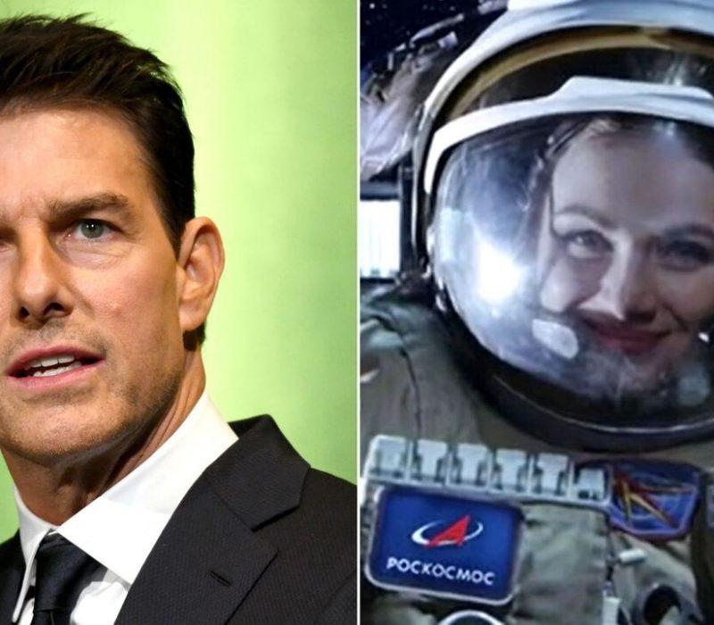 «تام کروز» برای ساخت نخستین فیلم سینمایی در فضا راهی ایستگاه فضایی بینالمللی