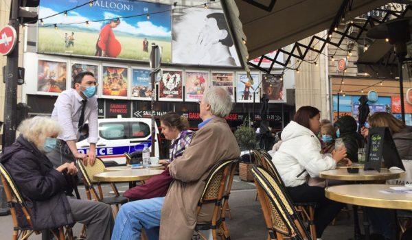 باز شدن سینماها در پاریس